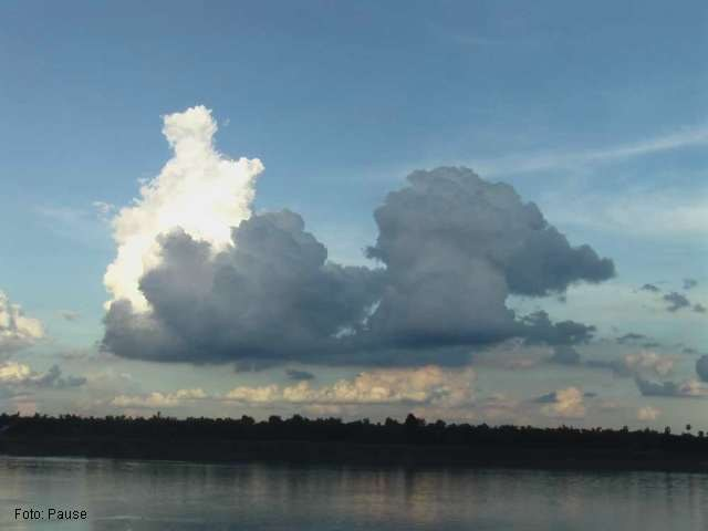 Wolkenbildung