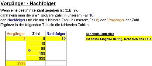 Online Übungen ab Klasse 5 — Landesbildungsserver Baden-Württemberg