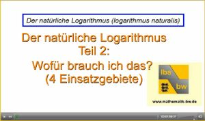 Lernvideo 2 (Vorschau)