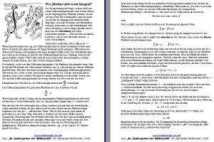Auszug aus Zaubergarten der Mathematik von Alexander Niklitschek