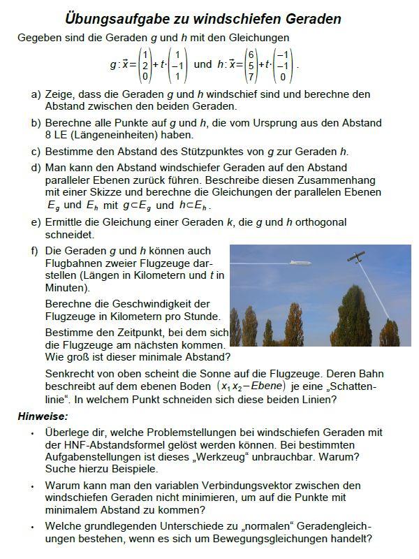 Modellieren von Bewegungsaufgaben — Landesbildungsserver Baden ...