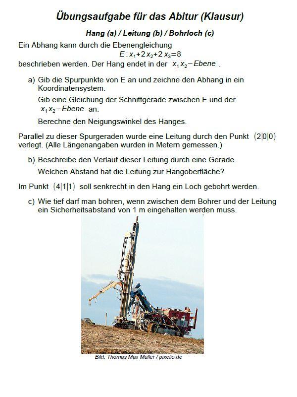 Windschiefe Geraden — Landesbildungsserver Baden-Württemberg