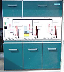 die 20 kV Schaltanlage