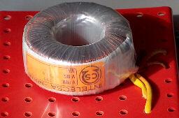Ringkerntransformator