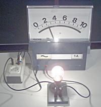 eine 60 W Lampe