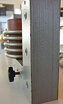 Aufbau eines Trafokern