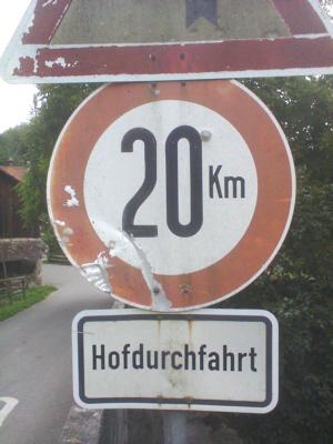 Umrechnung von Geschwindigkeiten — Landesbildungsserver Baden ...