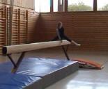 Balancierübung Klasse 3