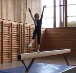 Balancierübung Klasse 4
