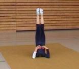 Bodenübung Klasse 2