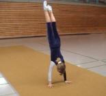 Bodenübung Klasse 3