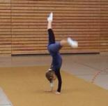 Bodenübung Klasse 4