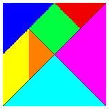 Tangramquadrat