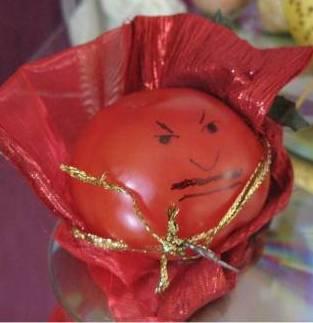 Von Kalb als herrschaftliche Tomate