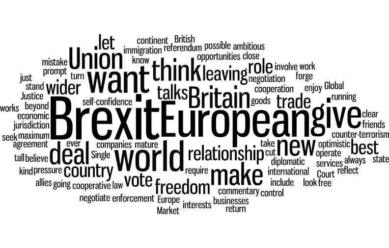 Interkulturelle Kommunikative Kompetenz -- Britain and Europe -- Brexit -- Hörverstehensaufgabe -- Englisch -- Landesbildungsserver Baden-Württemberg