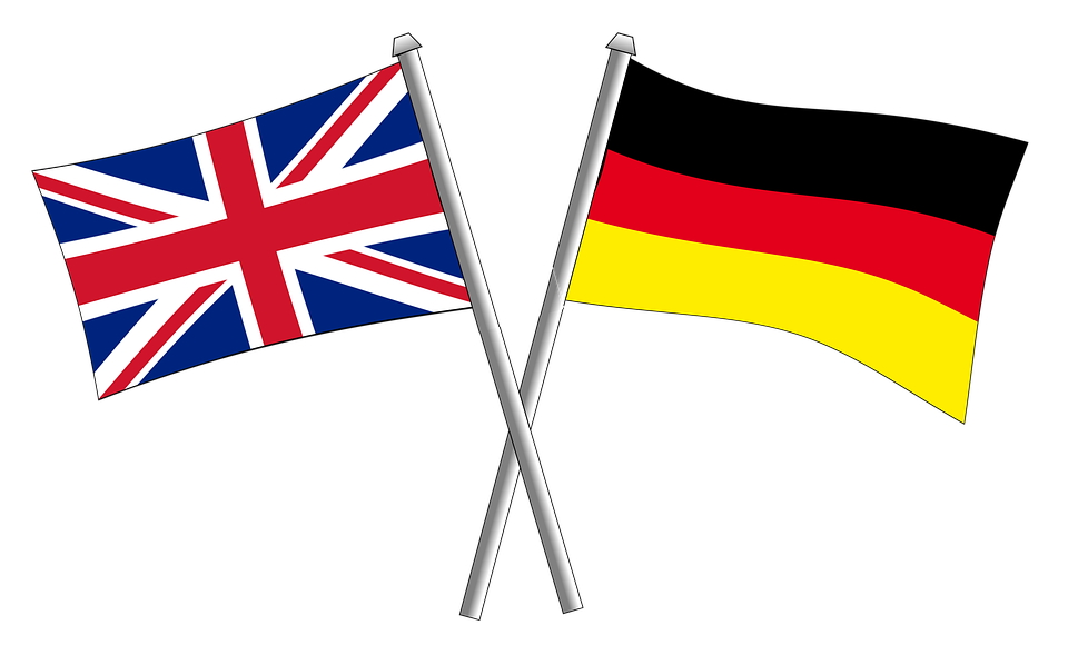 Anglo-German friendship