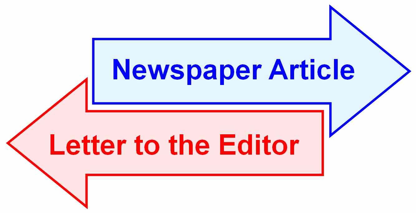 How to write newspaper articles and letters to the editor Einseitige schriftliche Stellungnahme - Textsortentraining - Schreiben - Text- und Medienkompetenz - Landesbildungsserver Baden-Württemberg Englisch