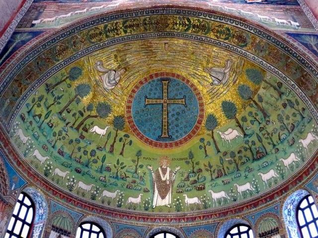 Ravenna - Basilica di Sant'Apollinare in Classe