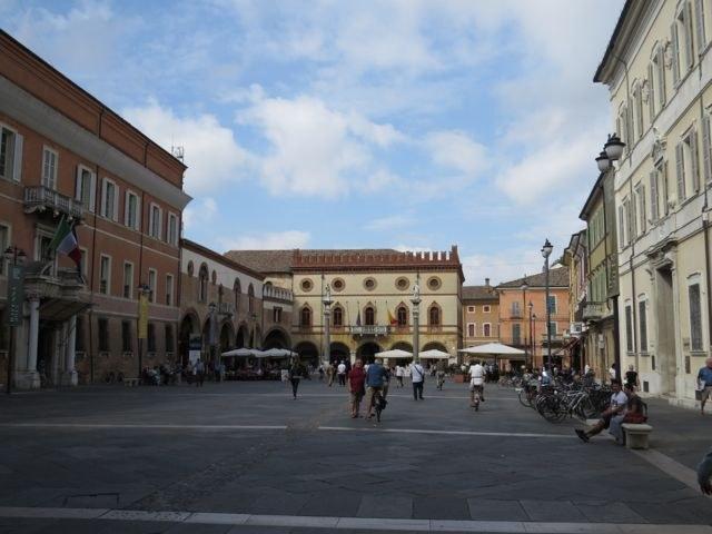 Ravenna - Piazza del Popolo