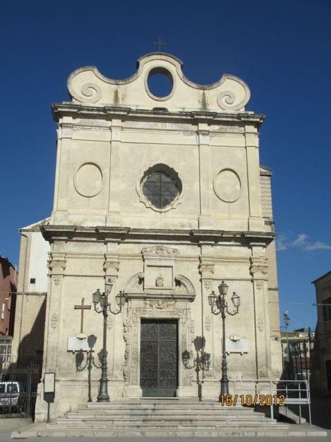 Foggia, Chiesa dei Morti