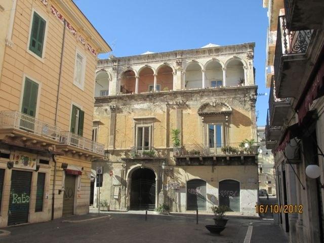 Foggia, Palazzo De Vita