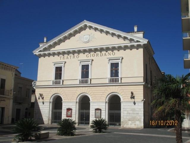 Foggia, Teatro Giordano
