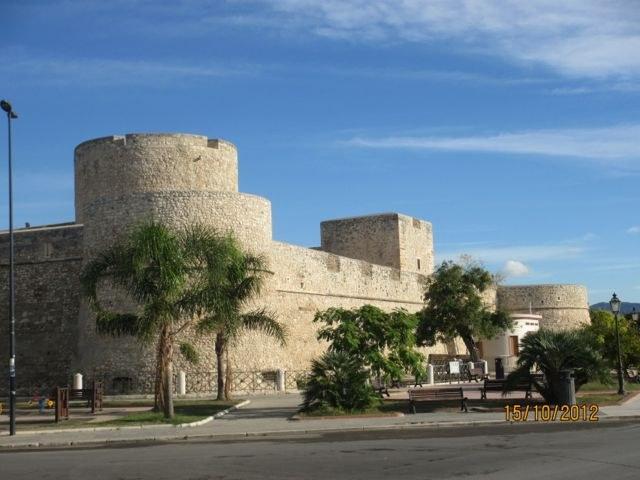 Manfredonia, Castello