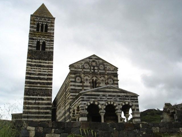 Basilica di Saccargia a Codrongianus