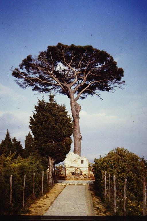 Agrigento, Tomba di Pirandello