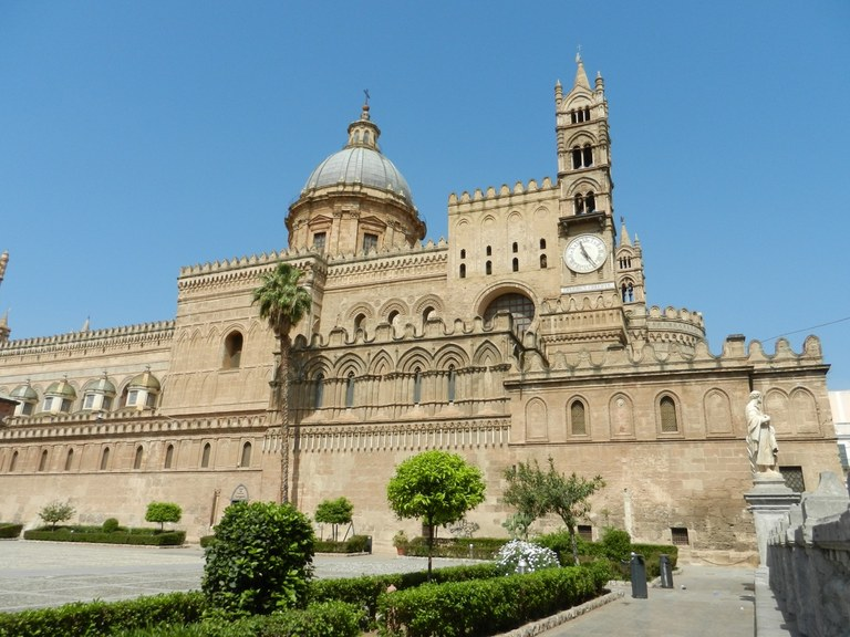 Palermo, Cattedrale