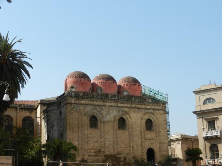 Palermo, San Giovanni degli Eremiti