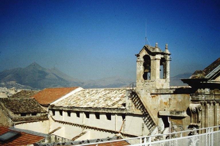 Palermo, Sopra i tetti