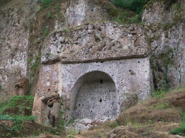 Tomba etrusca