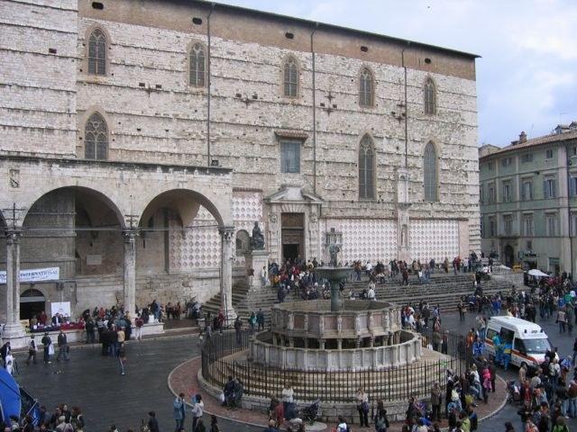 Perugia, Piazza Grande