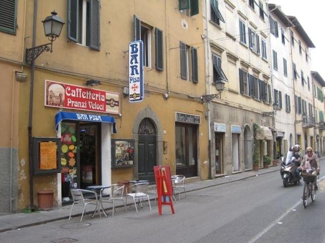 Bar a Pisa