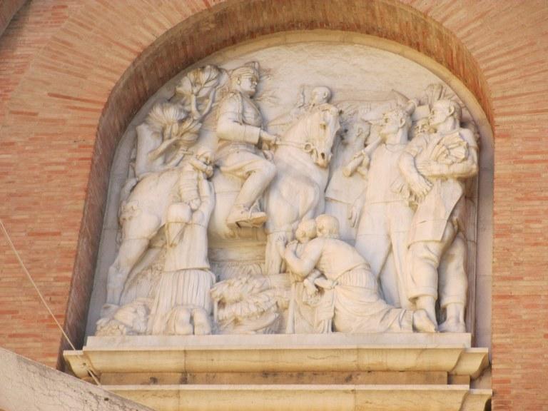 Il culto del Duce (Foggia, Municipio)
