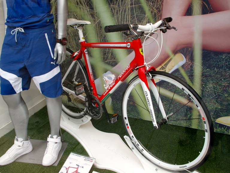 Bicicletta Ferrari