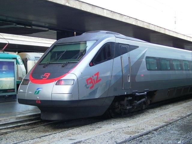 Treno ETR Biz
