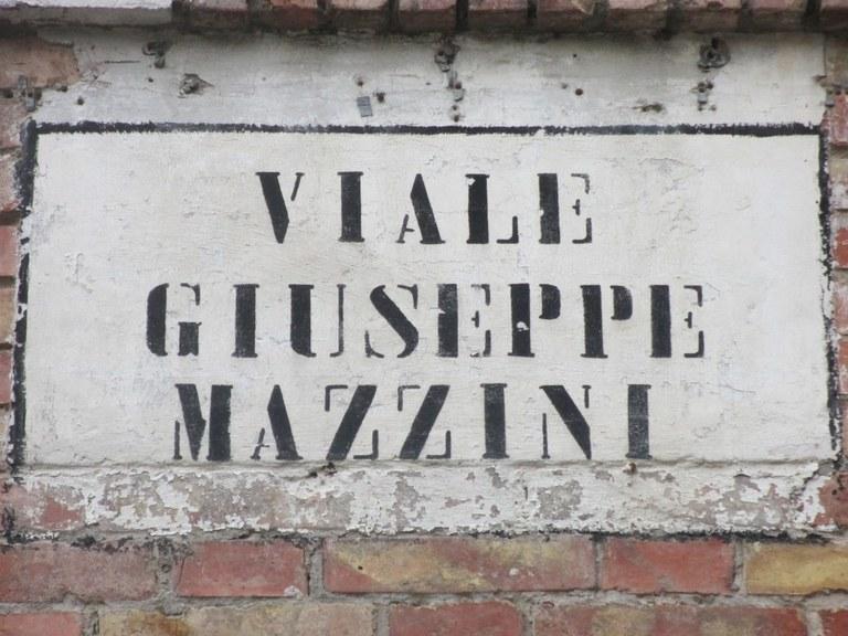 Viale Giuseppe Mazzini
