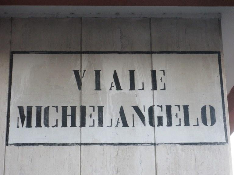 Viale Michelangelo