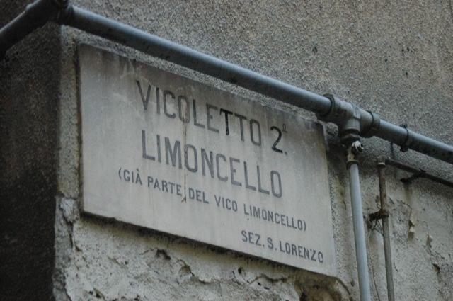 Vicolo limoncello