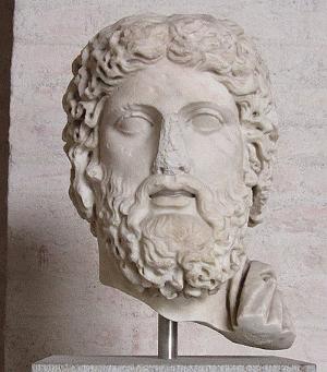 Zeus oder Hades, Glyptothek München