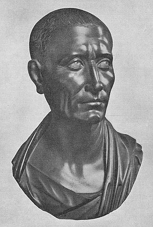 C. Iulius Caesar, Basaltstatue (Altes Museum Berlin)