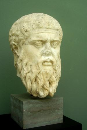 Platon, Glyptotek Kopenhagen