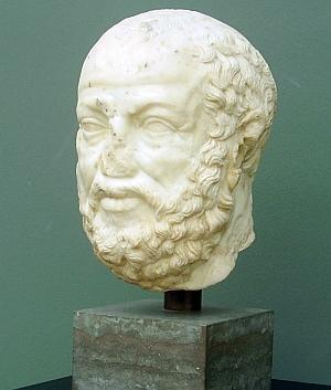 Sokrates, Glyptotek Kopenhagen