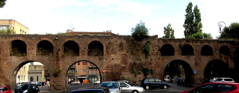 Aurelianische Mauer