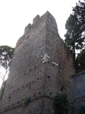 Mauerturm der Aurelianischen Mauer