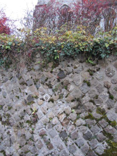 Römische Mauer in Bregenz