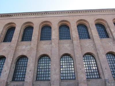 Palastaula, Trier, Konstantinsbasilika