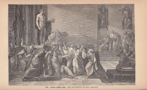 Ermordung Caesars